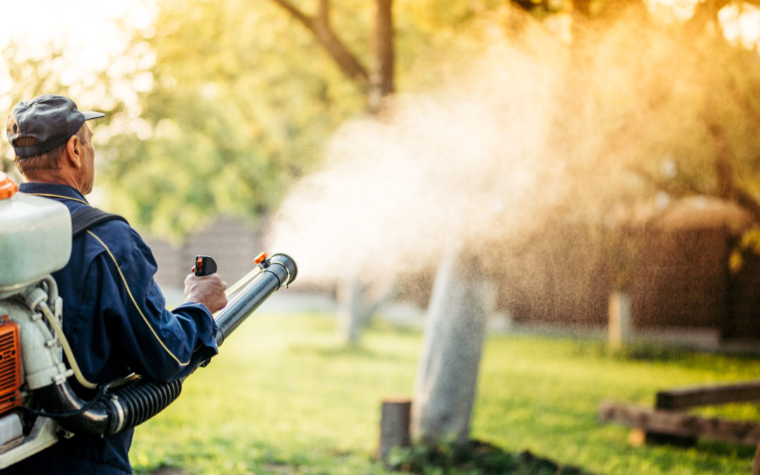 Job Opportunity: Mosquito-borne Disease Control Technician (Full-Time Seasonal)