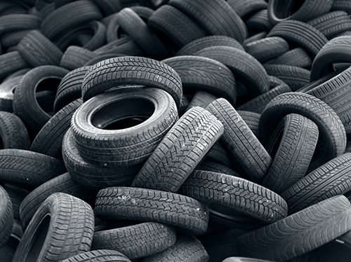Tire Clean Up Event